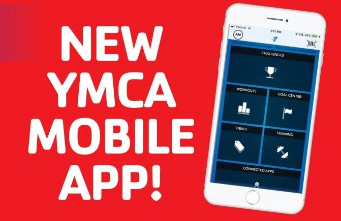Download our Mobile App | YMCA OF GREATER FORT WAYNE