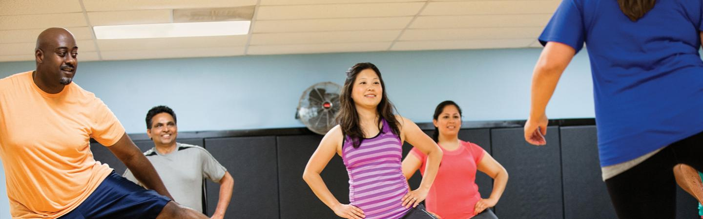 Group Exercise Class at Whitley County Family Y