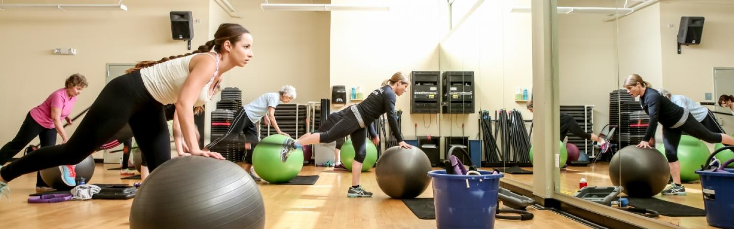Group Exercise, Health & Wellness   YMCA OF GREATER FORT WAYNE