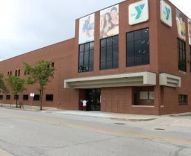Central Branch YMCA building