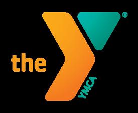 YMCA logo (orange & green)